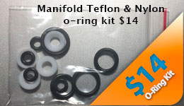 Digi-Cool Manifold o-ring kit